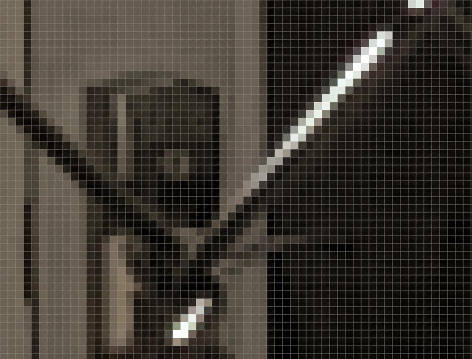 Sigma DP1M closeup